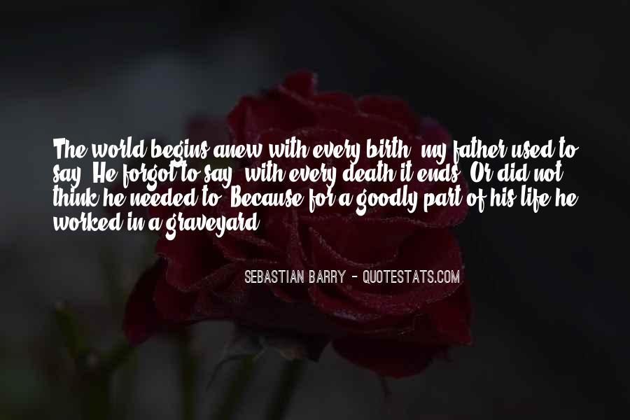 Sebastian Barry Quotes #904368