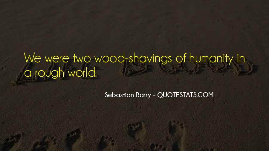 Sebastian Barry Quotes #90599