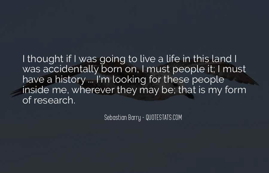 Sebastian Barry Quotes #963690
