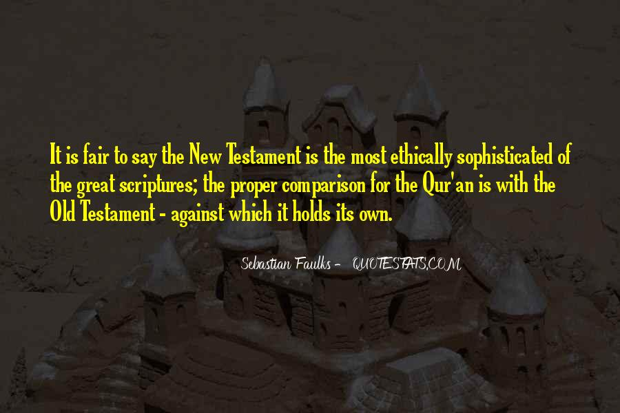 Sebastian Faulks Quotes #1026249
