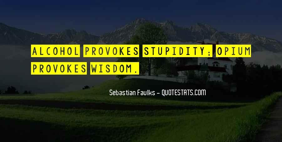 Sebastian Faulks Quotes #1114989