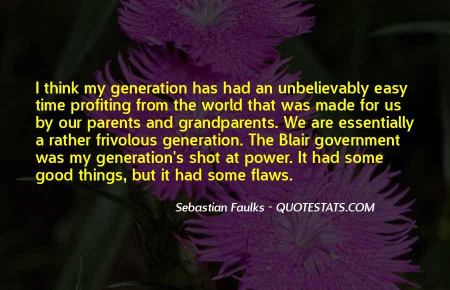 Sebastian Faulks Quotes #1220939