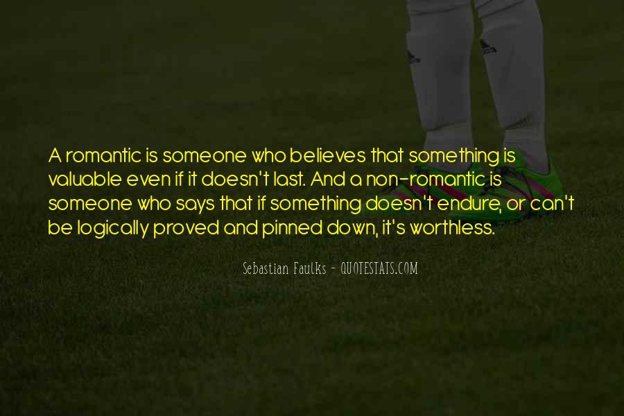 Sebastian Faulks Quotes #1323105