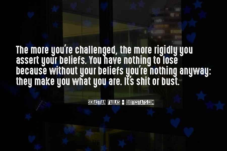 Sebastian Faulks Quotes #195280