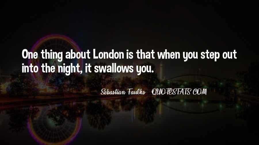 Sebastian Faulks Quotes #36474
