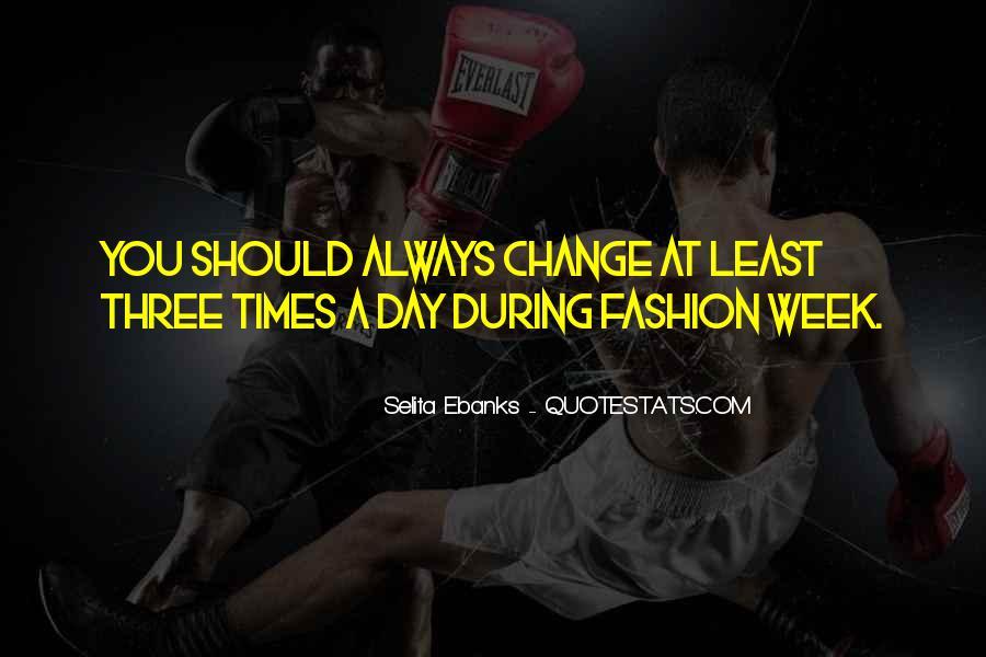 Selita Ebanks Quotes #1115898