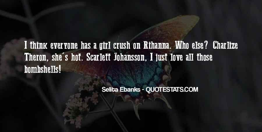 Selita Ebanks Quotes #1351905