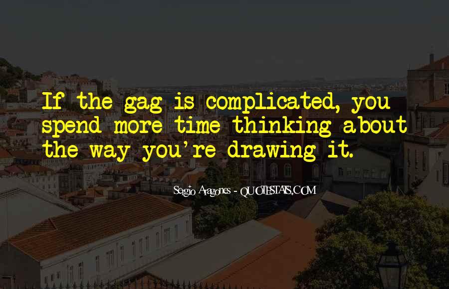 Sergio Aragones Quotes #1107262