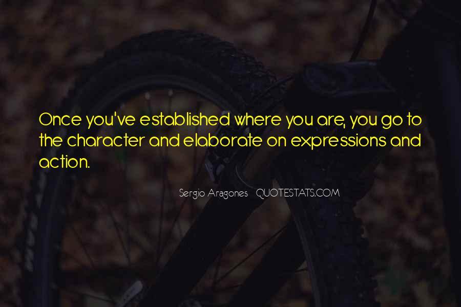 Sergio Aragones Quotes #1130162