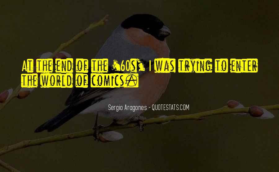 Sergio Aragones Quotes #146112