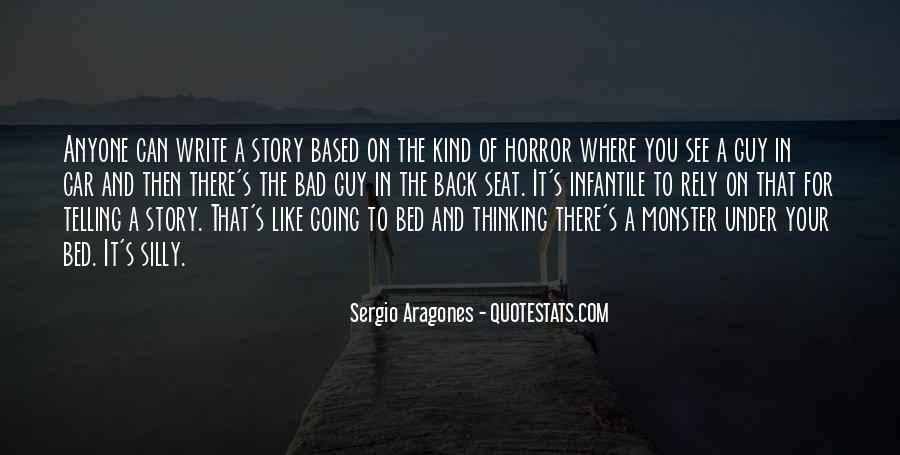 Sergio Aragones Quotes #1506715