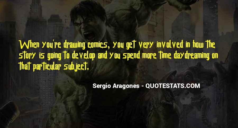 Sergio Aragones Quotes #446246