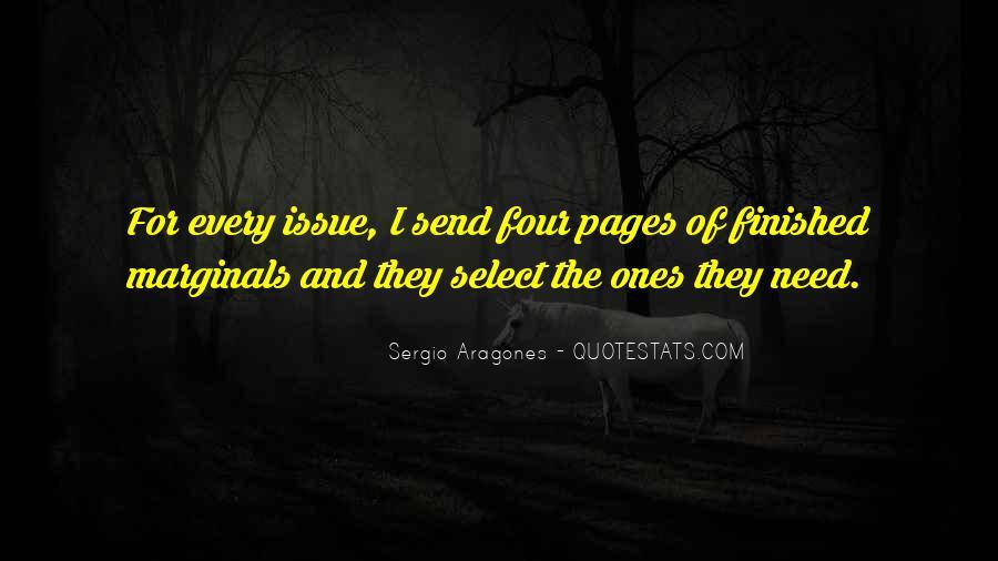 Sergio Aragones Quotes #754880