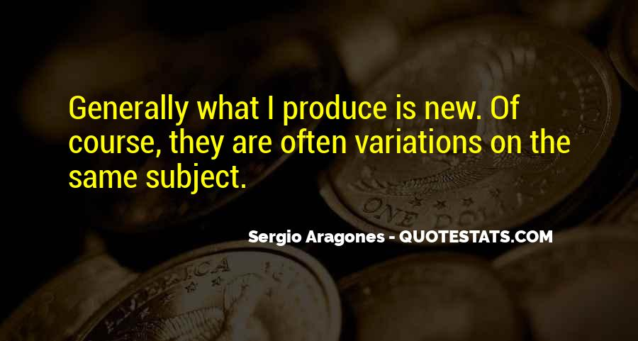 Sergio Aragones Quotes #862092