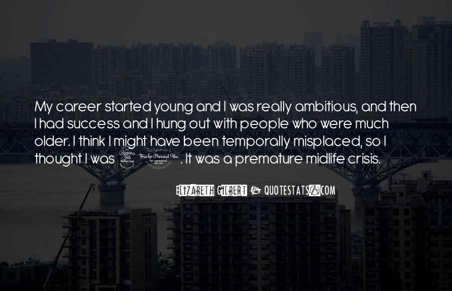 Sergio Troncoso Quotes #82305