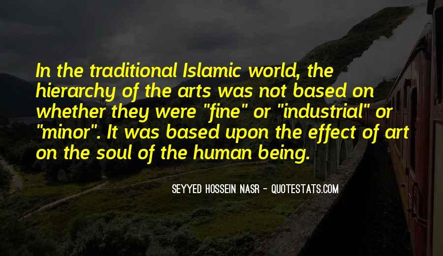 Seyyed Hossein Nasr Quotes #1814962