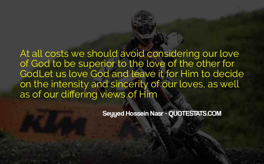 Seyyed Hossein Nasr Quotes #194756
