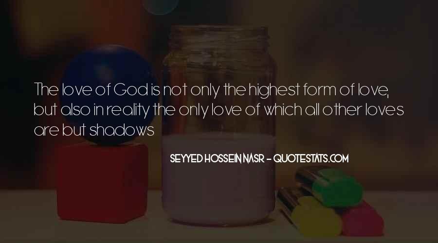 Seyyed Hossein Nasr Quotes #512665