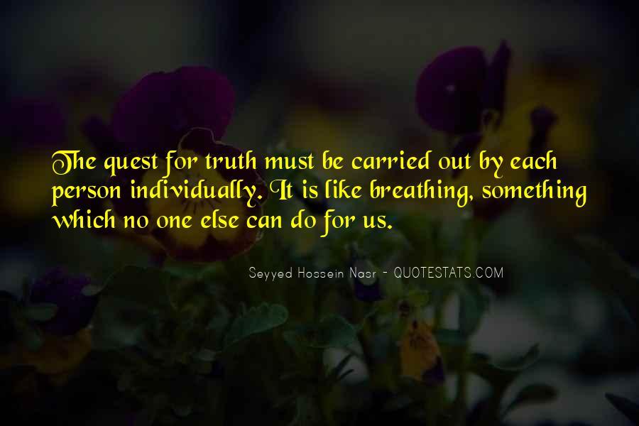 Seyyed Hossein Nasr Quotes #549840