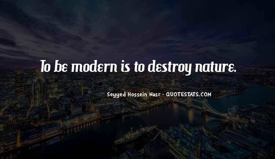 Seyyed Hossein Nasr Quotes #994525