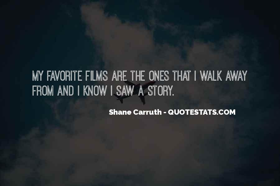 Shane Carruth Quotes #1076670