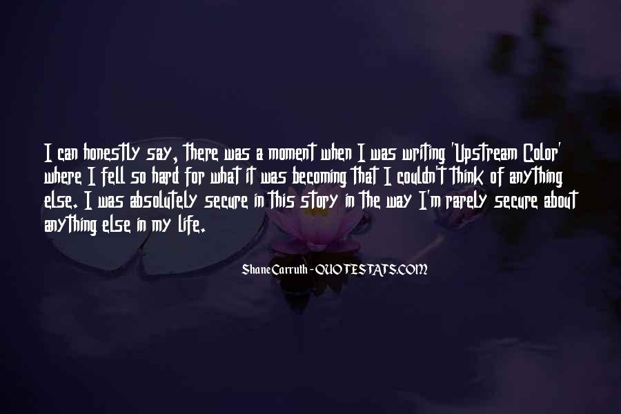 Shane Carruth Quotes #1793154