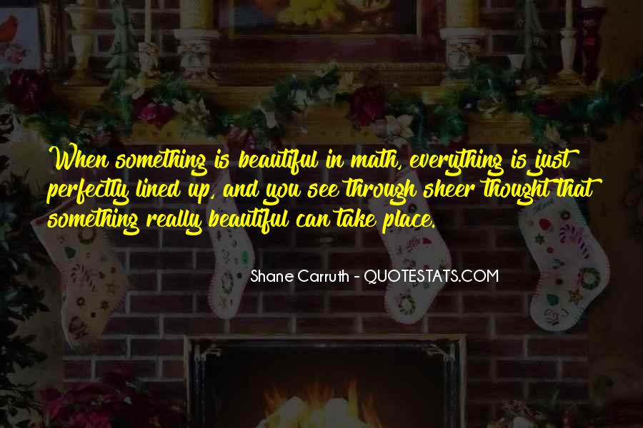 Shane Carruth Quotes #995703
