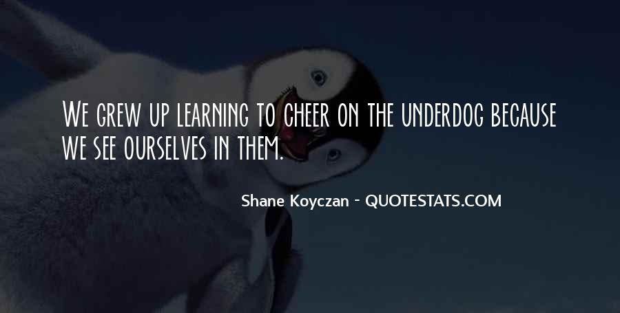 Shane Koyczan Quotes #1011789