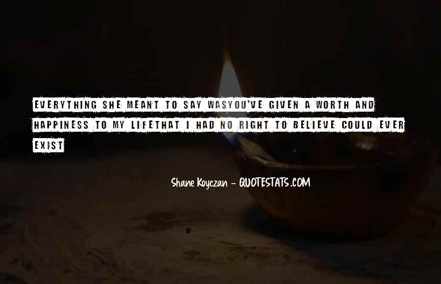 Shane Koyczan Quotes #112383