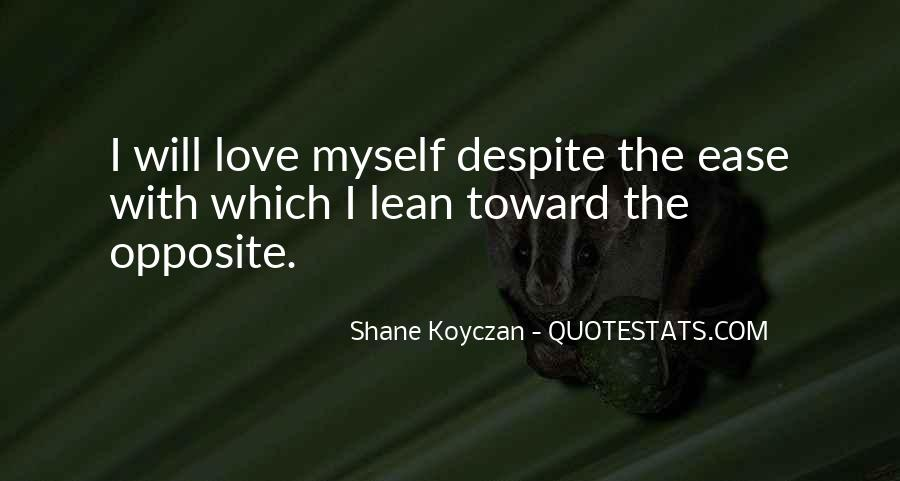 Shane Koyczan Quotes #1393693