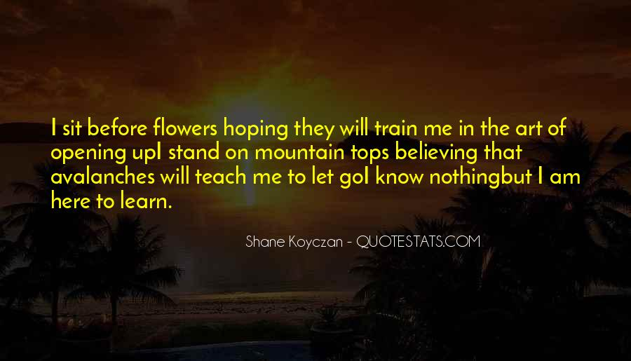 Shane Koyczan Quotes #1820286
