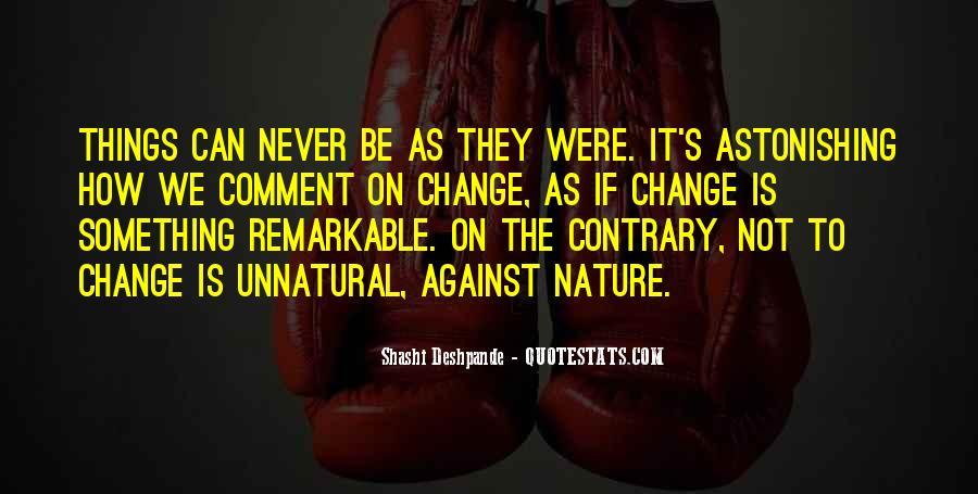 Shashi Deshpande Quotes #454217
