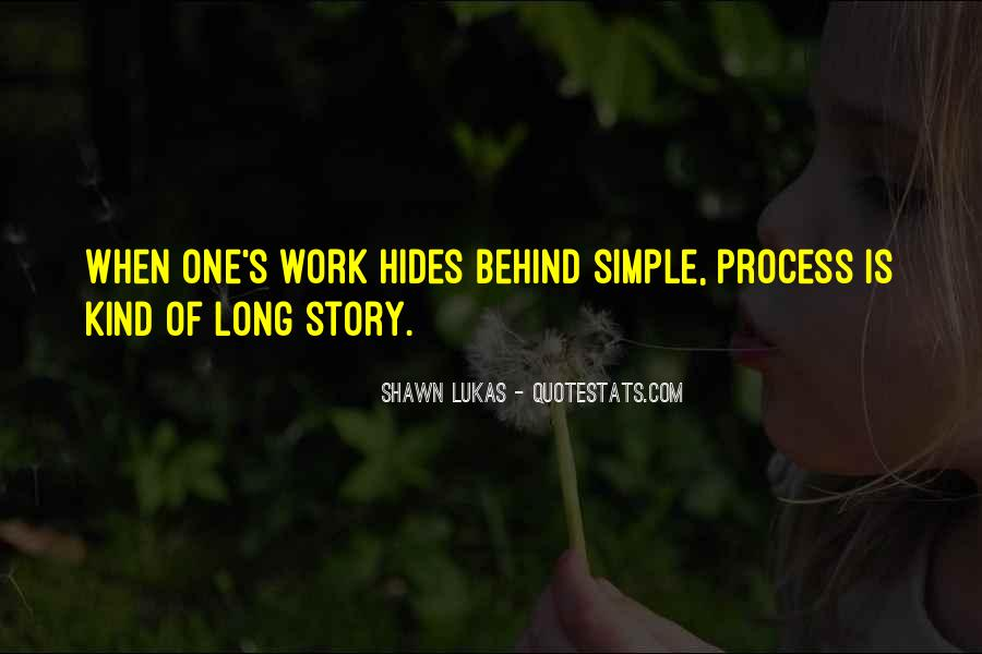 Shawn Lukas Quotes #567017