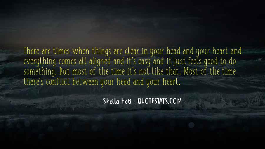 Sheila Heti Quotes #1119511