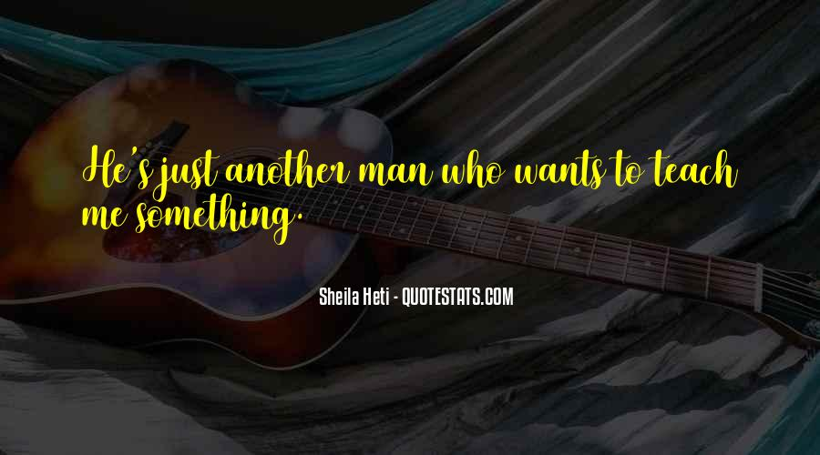 Sheila Heti Quotes #1442623