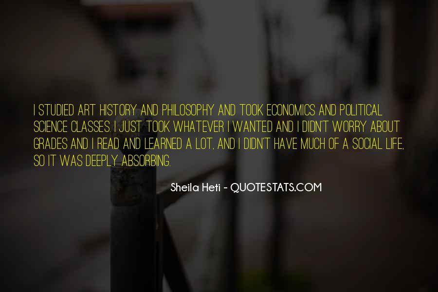 Sheila Heti Quotes #1507325