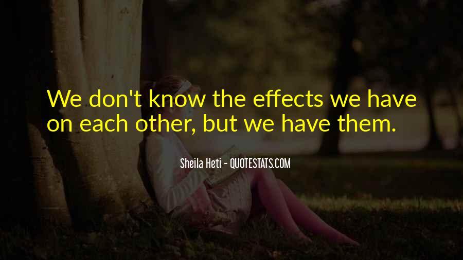Sheila Heti Quotes #1694831