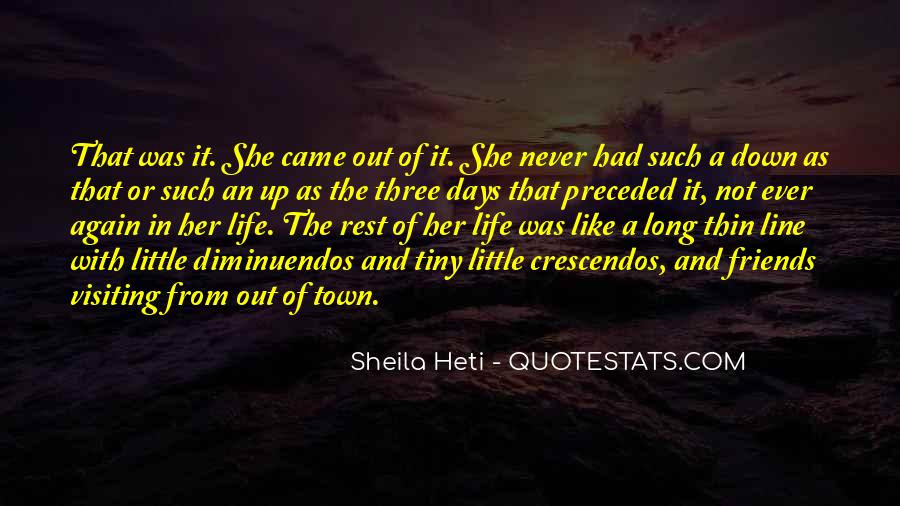 Sheila Heti Quotes #1786175