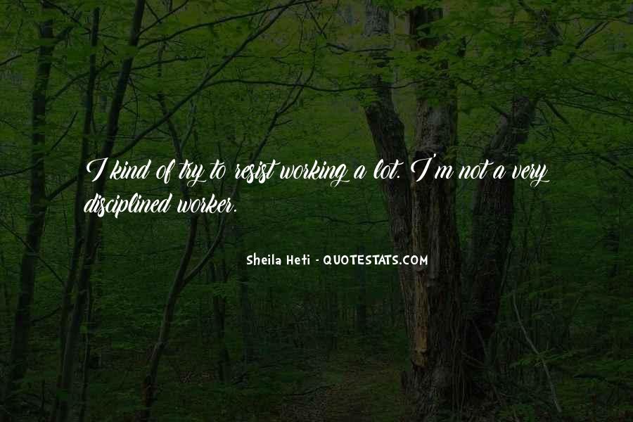 Sheila Heti Quotes #227206