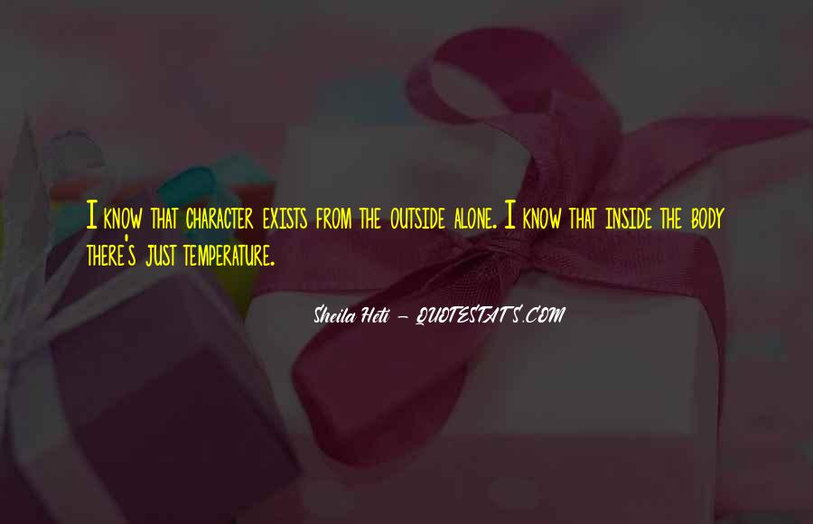 Sheila Heti Quotes #283563