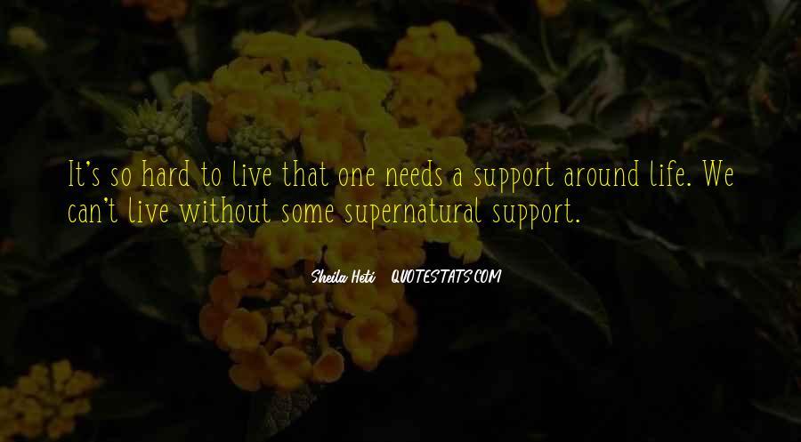 Sheila Heti Quotes #463893