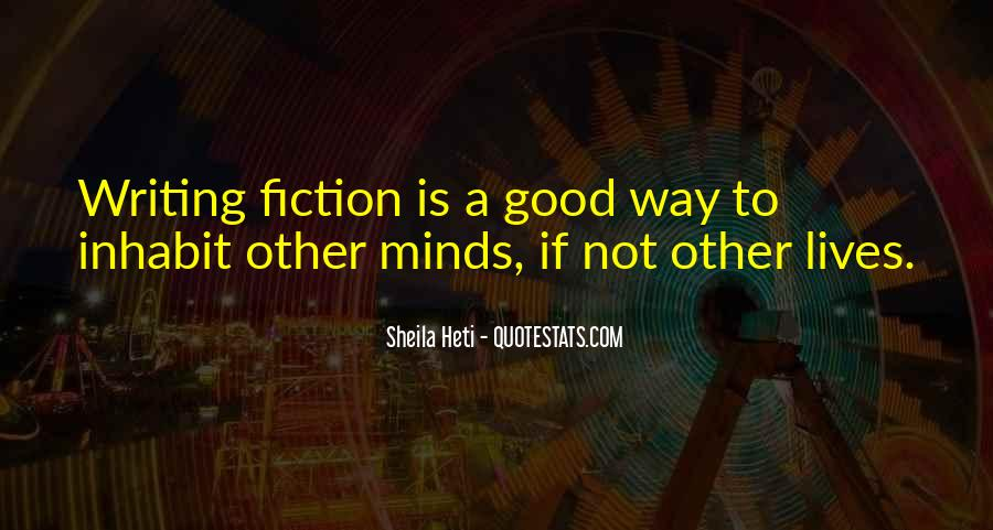 Sheila Heti Quotes #55751