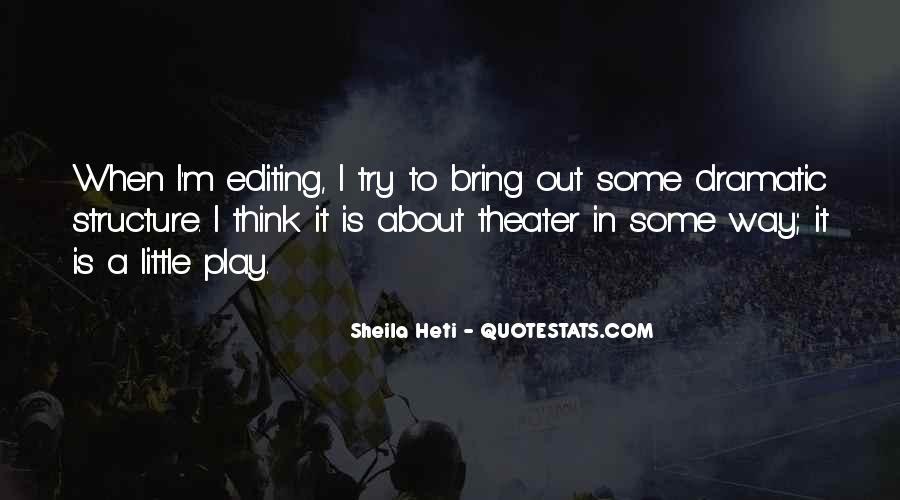 Sheila Heti Quotes #834726