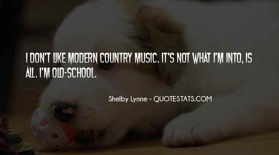 Shelby Lynne Quotes #1048382