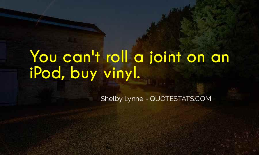Shelby Lynne Quotes #304019