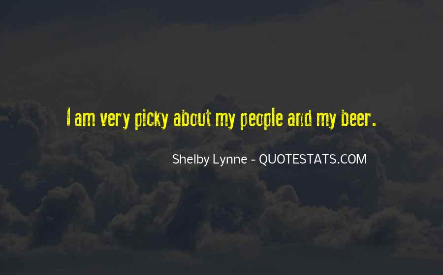 Shelby Lynne Quotes #944137