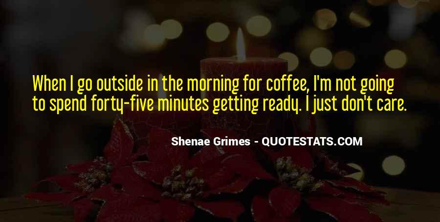 Shenae Grimes Quotes #1110757