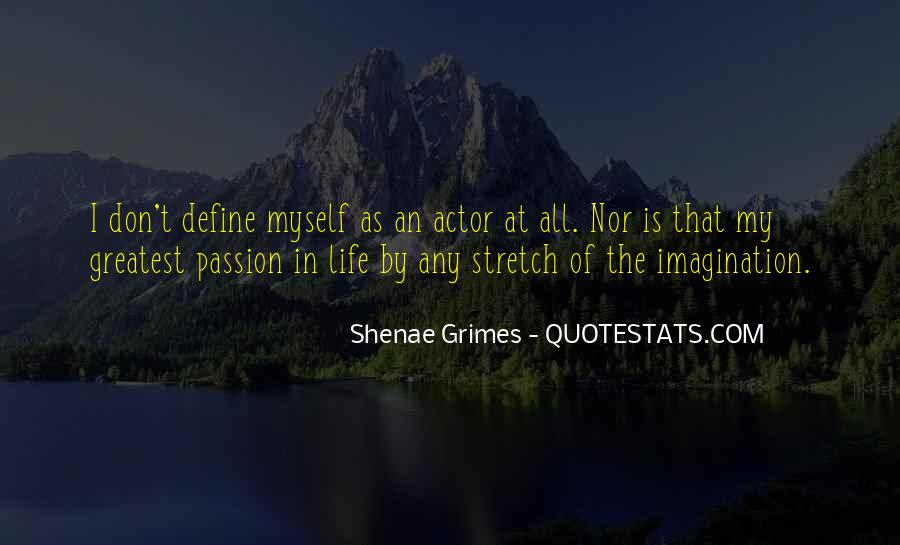 Shenae Grimes Quotes #1802861