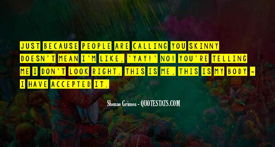 Shenae Grimes Quotes #244521