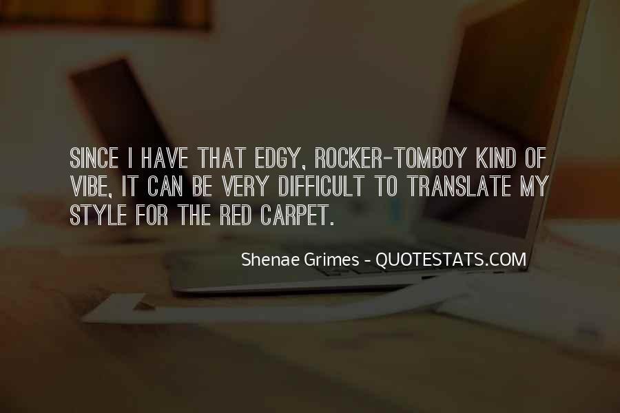 Shenae Grimes Quotes #329890